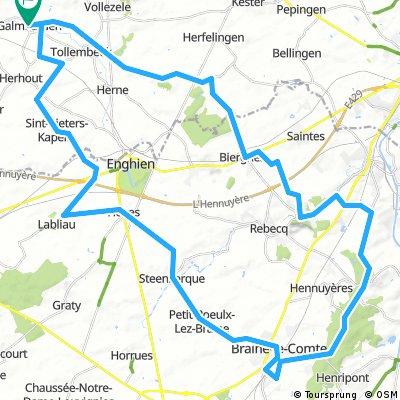 BR-65km-320hm-Virginal (Bois de la Houssière)