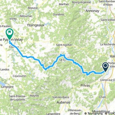 La Voulte - Le Puy