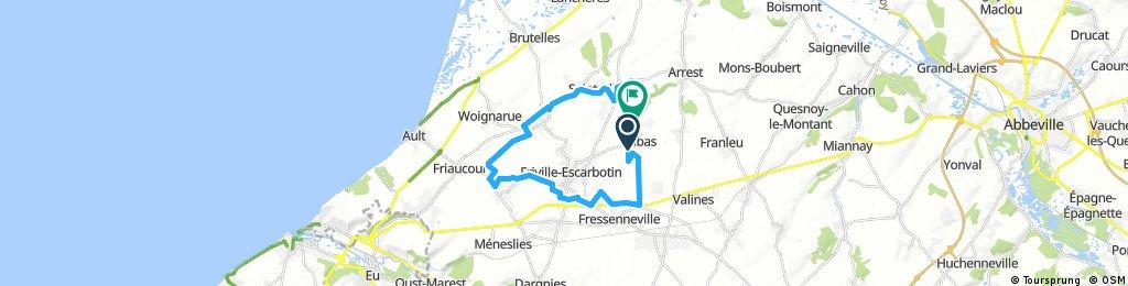 bike tour through Nibas