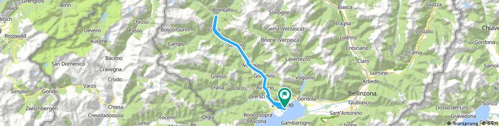 Mitteldistanz Locarno