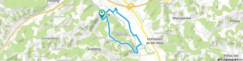 Urscha-Sulz-Steinberg-Urscha