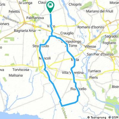Jalmicco - Aquileia tour
