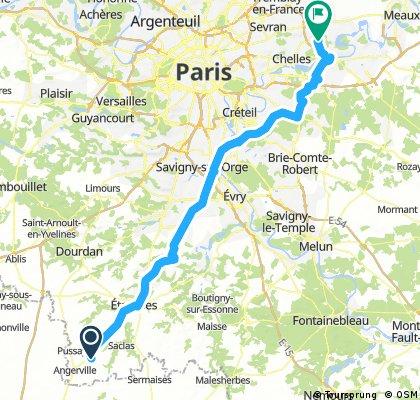 27 Mereville - Paris