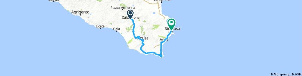 In bici nella Sicilia del Sud di Andrea Camilleri by bikelife