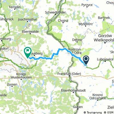 Tag 9 Warschau Berlin