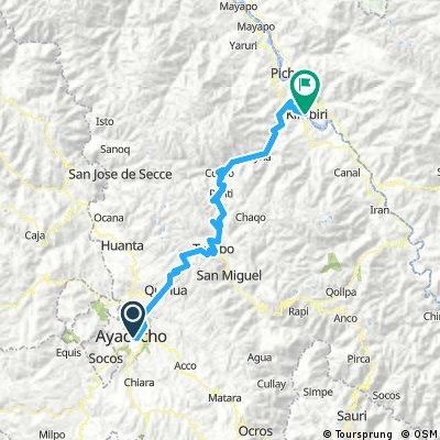 Ayacucho - Kimbiri