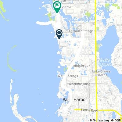 Ozona Pig Pub Route