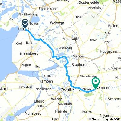 2017 NL Lemmer Vilsteren 78 km