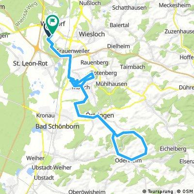 Walldorf-Kraichgau-Crosser