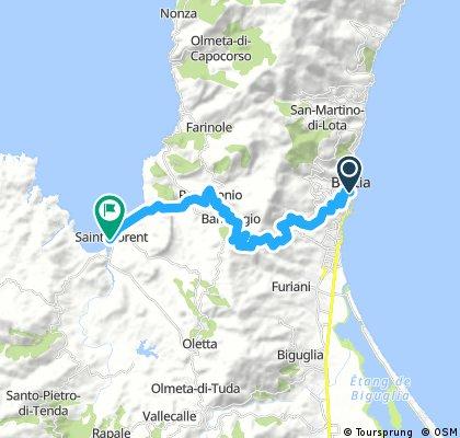 Corsica - Bastia - Saint Florent