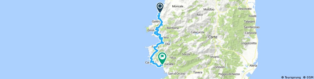 Corsica - L´Argentella - Sagone