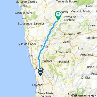 Canelas / Braga fast