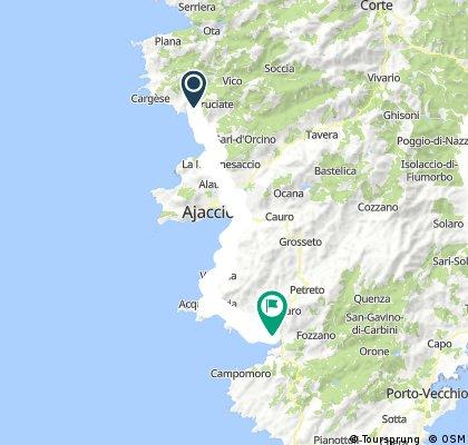 Corsica - Sagone - Propriano