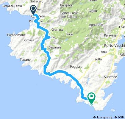 Corsica - Propriano - Bonifaccio