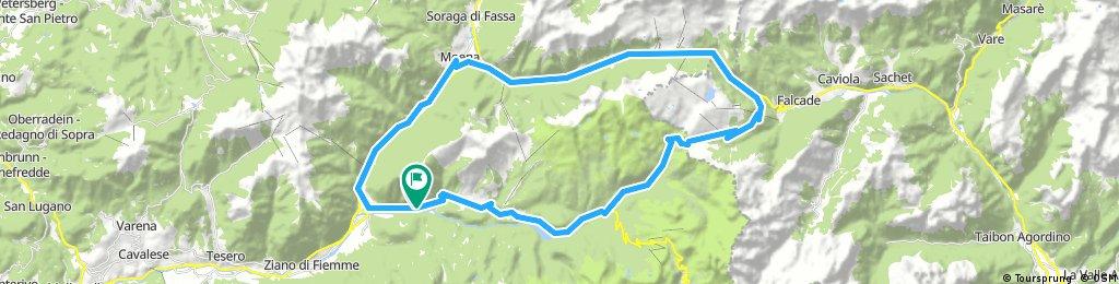 Giro del Trentino 2017 - stage 4
