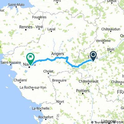 Tours - Nantes Experimental