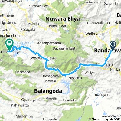 Bandarawela - Adams Peak