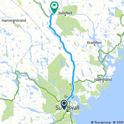 A1 Sundsvall- Langsele