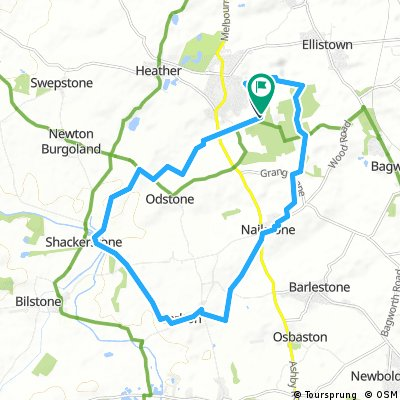 GrangeWood-Shackerstone-19km