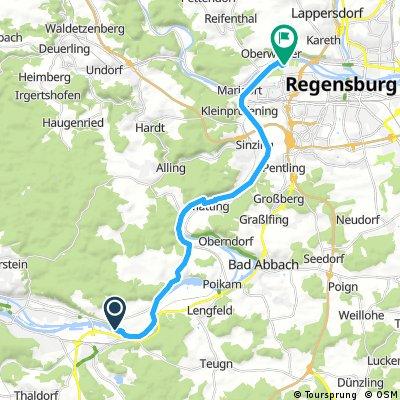 017 - Kelheim - Regensburg