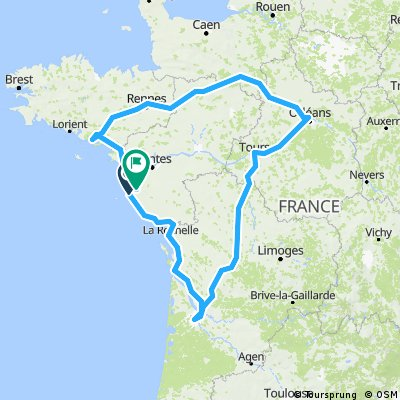 Beaumont- Bordeaux- Beaumont