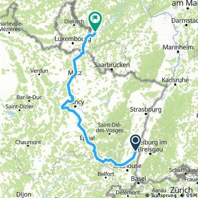 Moselradweg Teil 3