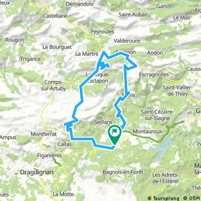 102km - Assaut sur Lachens