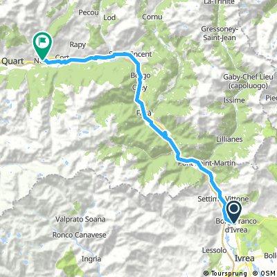 Stage 20 Piemonte