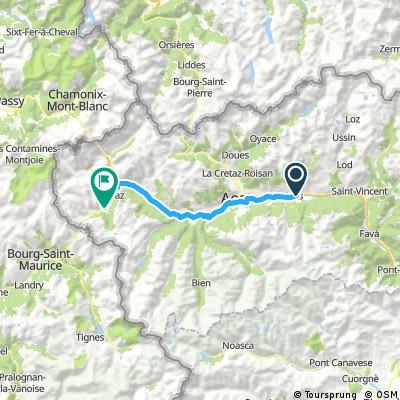 Stage 21 Piemonte