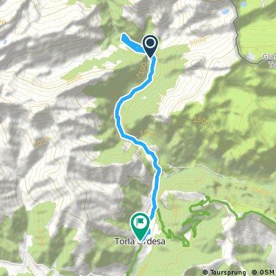Ordesa Trekking 5: Bujaruelo - Torla