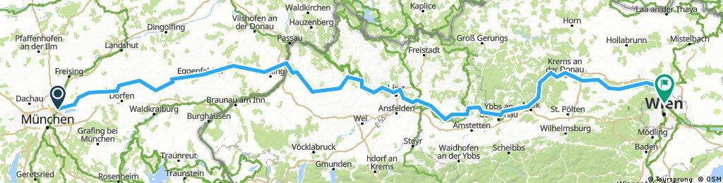Ismaning - Wien