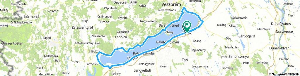 Tour de Pelso - Pelso Kupa
