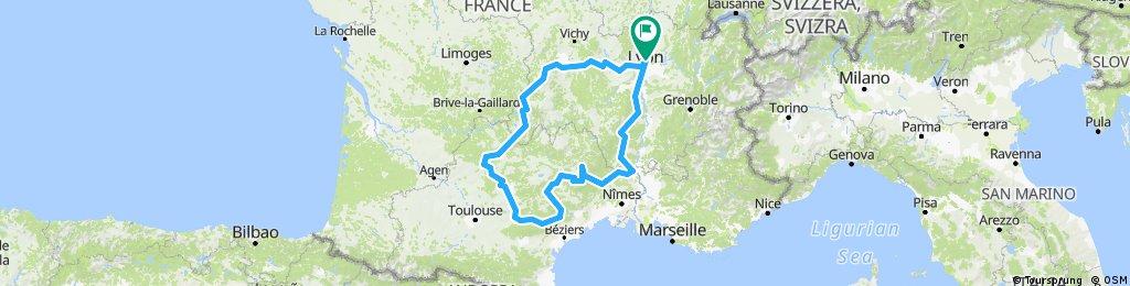 Frankreich mit Reiner Sept 2017