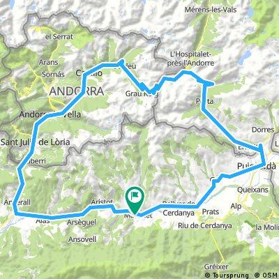 Martinet - Andorra - Martinet