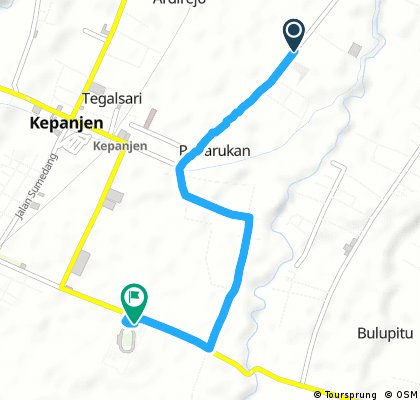 Home to Kanjuruhan