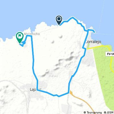 bike tour from 18 stycznia, 11:56