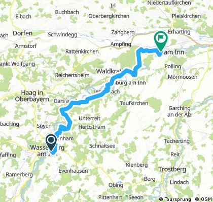 41_Wasserburg – Mühldorf