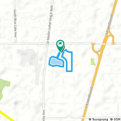 Victoria Commons 2 Mile