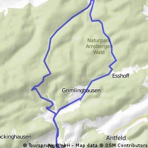 Nuttlar - Kallenhardt - Nuttlar (kleine Runde)
