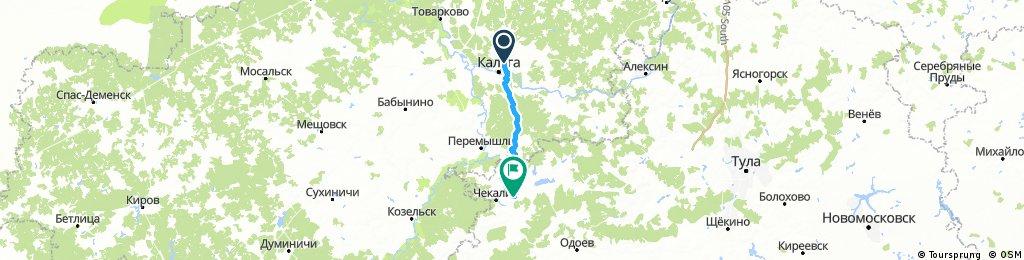 Калуга-Краинка