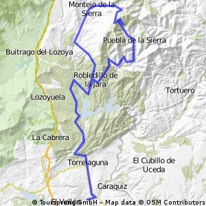 ruta pueblos del lozoya CLONED FROM ROUTE 205455