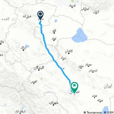 Saveh - Isfahan