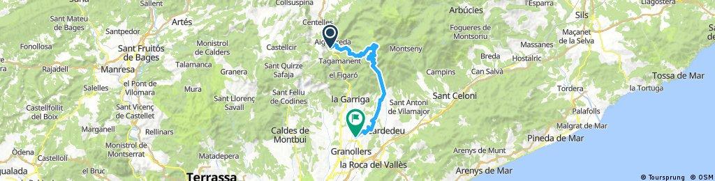 Sant Martí Centelles a Corró de Vall