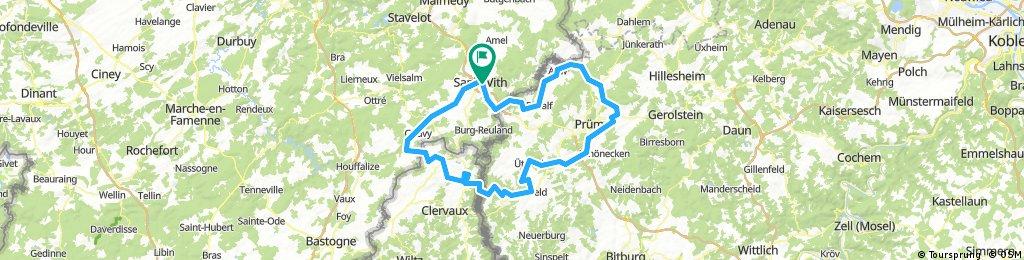 41. Dreiländerfahrt 2018 - 158 km - 2200 hm