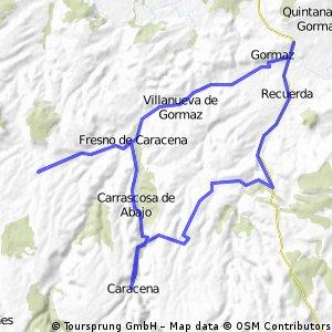 Entre Caracena y Gormaz