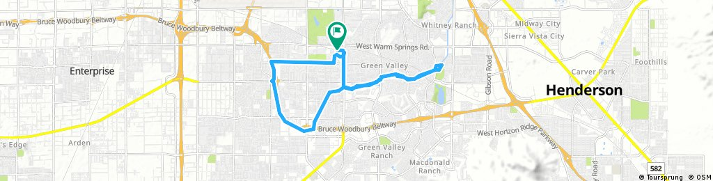 Dope route