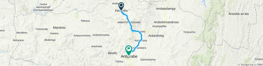 Faritsiho- Antsirabe