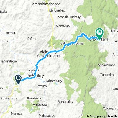 Fianarantsoa - Ranomafana
