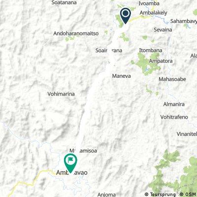 Fianarantsoa - Ambalavao