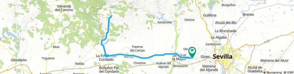 Km. 21 ctra. del Berrocal